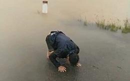 Thừa Thiên - Huế: Đã tìm thấy thi thể sản phụ bị lũ cuốn trên đường đi sinh