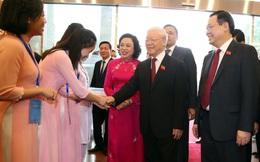 Tổng Bí thư, Chủ tịch nước Nguyễn Phú Trọng dự, chỉ đạo Đại hội Đảng bộ Hà Nội