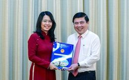 Bà Nguyễn Thị Ánh Hoa làm Giám đốc Sở Du lịch TPHCM