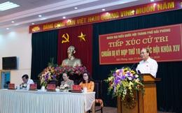 """Thủ tướng nhấn mạnh tinh thần """"thành phố tự cường trong phát triển"""" đối với Hải Phòng"""