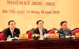 Bí thư Vương Đình Huệ: Mỗi năm khám sức khỏe cho công dân Thủ đô một lần