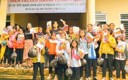 Hơn 16.000 trẻ em gái ở miền Trung sẽ được tặng băng vệ sinh