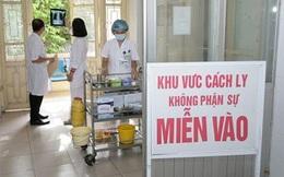 Ghi nhận thêm 9 bệnh nhân Covid-19 đều là người nhập cảnh
