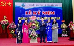 Bắc Kạn kỷ niệm 90 năm thành lập Hội LHPN Việt Nam