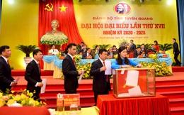 1 Phó Bí thư Tỉnh ủy Tuyên Quang là nữ