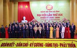 7/53 ủy viên Ban chấp hành Đảng bộ tỉnh Hà Tĩnh là nữ