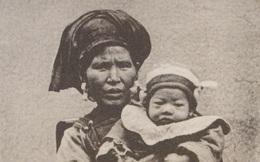 """""""Album độc"""" của phụ nữ dân tộc thiếu số ở Việt Nam cách đây hơn 1 thế kỷ"""