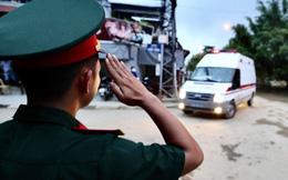 Truy tặng Huân chương Bảo vệ Tổ quốc cho 11 cán bộ đã hy sinh