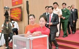 Tỉ lệ nữ trong Ban Chấp hành Đảng bộ tỉnh Kiên Giang là 17,65%