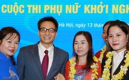 Phụ nữ Việt Nam nỗ lực lan tỏa tinh thần Quốc gia khởi nghiệp