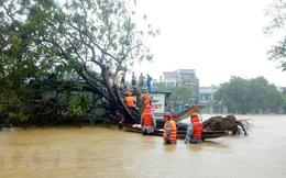 Thừa Thiên-Huế: Tìm thấy thi thể nữ cán bộ y tế mất tích do mưa lũ