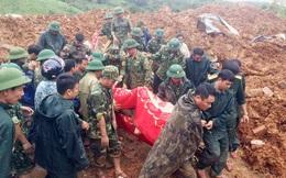 Tìm thấy 12 thi thể trong vụ sạt lở ở Quảng Trị: Xới từng mét đất tìm 10 nạn nhân còn lại
