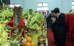 Lễ tang 13 đồng chí hy sinh ở khu vực Thủy điện Rào Trăng 3