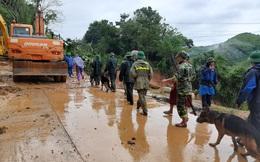 Xác định danh tính nạn nhân trong vụ sạt lở đất vùi lấp 22 chiến sĩ ở Quảng Trị
