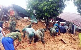 Sạt lở đất khiến 22 chiến sĩ bị vùi lấp ở Quảng Trị: Tìm thấy thi thể 2 nạn nhân