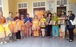 Quảng Trị: Các cấp Hội kêu gọi gần 1 tỷ đồng hỗ trợ người dân vùng lũ