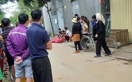"""Bắc Giang: Ghen tuông, chồng dùng dao truy sát vợ và """"tình địch"""""""