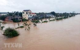 Lũ đặc biệt lớn trên các sông ở Quảng Bình, Quảng Trị