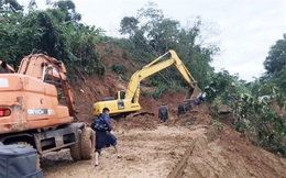Quảng Trị: 7 người trong Đội cứu hộ xã Hướng Việt gặp nạn