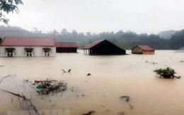 Quảng Bình: Lũ lớn làm 2 người tử vong, hơn 57.000 nhà bị ngập sâu