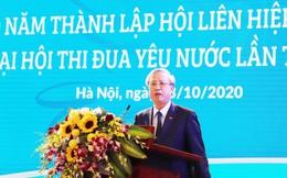 Phát biểu của đồng chí Trần Quốc Vượng tại Lễ kỷ niệm 90 năm thành lập Hội LHPNVN và Đại hội Thi đua yêu nước lần thứ 4