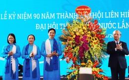 Kỷ niệm 90 năm thành lập, Hội LHPN Việt Nam đón nhận Huân chương Lao động hạng Nhất