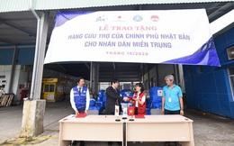 Chính phủ Nhật Bản hỗ trợ tỉnh Thừa Thiên - Huế máy lọc nước, tấm trải nhựa