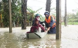 Hà Tĩnh: Khẩn cấp sơ tán hơn 45.000 người dân đi tránh lũ