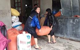Hà Tĩnh: Sơ tán 300 người dân ở thị xã Kỳ Anh đến nơi an toàn