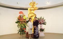 Phu nhân Thủ tướng Nhật Bản Suga Mariko thăm Bảo tàng Phụ nữ Việt Nam