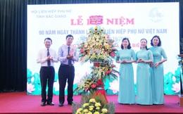 Bắc Giang kỷ niệm 90 năm Ngày thành lập  Hội LHPN Việt Nam