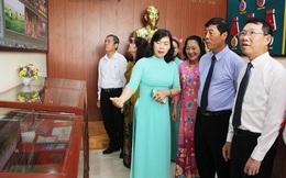 Phòng truyền thống của Hội LHPN tỉnh Bắc Giang - Công trình chào mừng 90 năm thành lập Hội LHPN Việt Nam