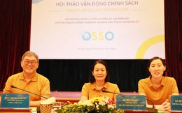 Tái hòa nhập bền vững cho phụ nữ di cư và gia đình của họ tại Việt Nam