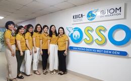 Văn phòng OSSO: Địa chỉ tin cậy của phụ nữ di cư hồi hương và gia đình