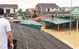 Quảng Bình: 4 người chết, 9 người bị thương do mưa lũ, ùn tắc kéo dài trên quốc lộ