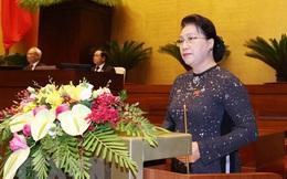 Chủ tịch Quốc hội kêu gọi ủng hộ người dân miền Trung bị thiệt hại do lũ lụt