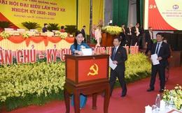 Tỉ lệ nữ ủy viên Ban chấp hành Đảng bộ tỉnh Quảng Ngãi là 13,7%