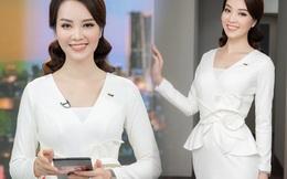 """Á hậu Thụy Vân """"tái xuất"""" sóng truyền hình"""