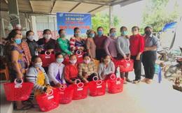 Phụ nữ Châu Thành tích cực bảo vệ môi trường, xây dựng nông thôn mới