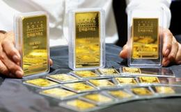 Sau 1 tháng, vàng lại đạt ngưỡng 56 triệu đồng/lượng chiều mua vào