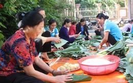 Phụ nữ Hưng Yên: Hơn 1 tỉ đồng nhu yếu phẩm, tiền mặt ủng hộ đồng bào miền Trung lũ lụt