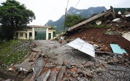Quảng Bình: Nguy cơ cao sạt lở đất ở vùng núi