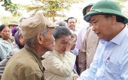 Xác định rõ những việc cần làm ngay để giúp người dân vùng lũ sớm ổn định cuộc sống