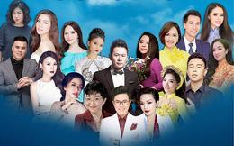 Dàn sao hát không cát-xê trong đêm nhạc gây quỹ ủng hộ miền Trung