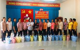 Trà Vinh: Phụ nữ huyện Tiểu Cần chung sức xây dựng nông thôn mới