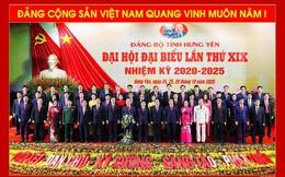 Chủ tịch Hội LHPN Hưng Yên trúng cử Ban Thường vụ Tỉnh ủy nhiệm kỳ 2020 - 2025