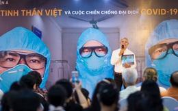 Nghệ sĩ Nguyễn Á ra mắt 400 bức ảnh phản ánh chân thật cuộc chiến covid - 19