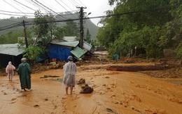 Khẩn trương cứu hộ nạn nhân bị sạt lở đất tại Quảng Nam