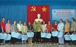 Phụ nữ thị xã Cai Lậy phát huy vai trò trong xây dựng nông thôn mới