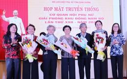 Chuyện về những cựu cán bộ cơ quan Phụ nữ giải phóng Đông Nam Bộ năm xưa